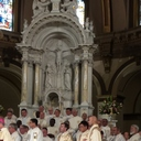 Ordination of Fr. Patrick Couture, S.J. photo album thumbnail 12